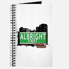 ALBRIGHT STREET, STATEN ISLAND NYC Journal