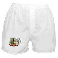 Peanut Butter Slut Boxer Shorts