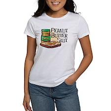 Peanut Butter Slut Tee