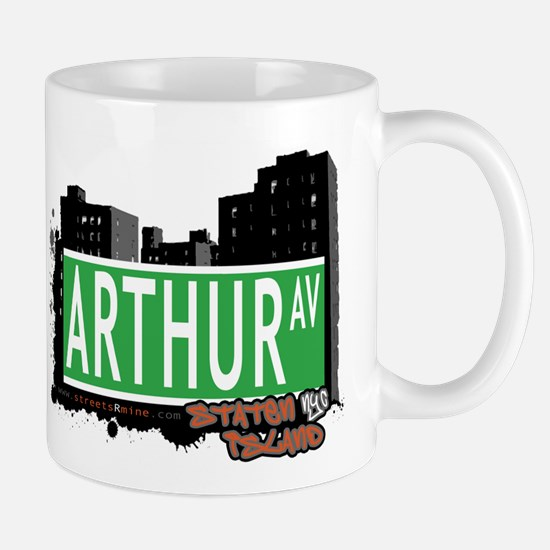 ARTHUR AVENUE, STATEN ISLAND, NYC Mug
