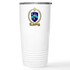 MALLAIS Family Crest Travel Mug