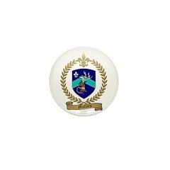 MALLAIS Family Crest Mini Button (10 pack)