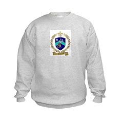 MALLAIS Family Crest Sweatshirt