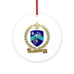 MALLAIS Family Crest Ornament (Round)