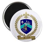 MALLAIS Family Crest Magnet