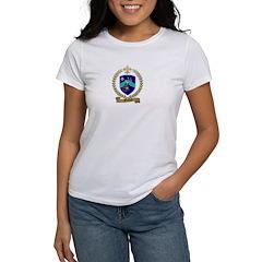MALLAIS Family Crest Women's T-Shirt