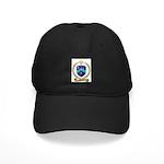 MALLAIS Family Crest Black Cap