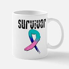 Thyroid Cancer Survivor Mug