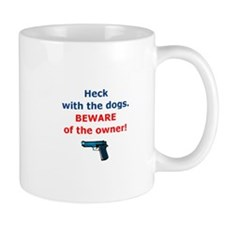 Beware of owner Mug