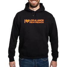 I Love Los Alamos, NM Hoodie
