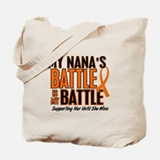 My Battle Too (Nana) Tote Bag
