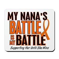 My Battle Too (Nana) Mousepad