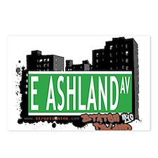 E ASHLAND AVENUE, STATEN ISLAND, NYC Postcards (Pa