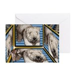 A MATTER OF PERSPECTIVE Greeting Cards (Package of