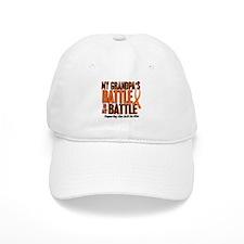 My Battle Too (Grandpa) Orange Hat