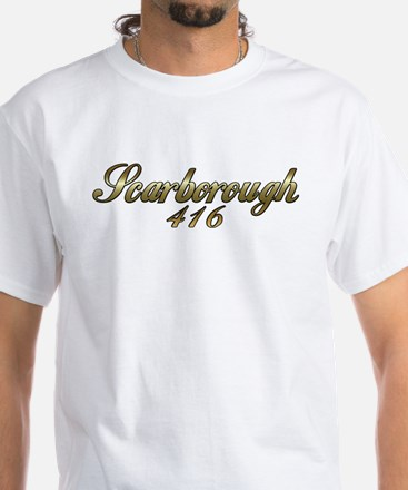 Scarborough, Toronto,Ontario, Canada 416 Shirt
