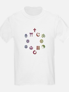 InterFaith/MultiFaith Pride T-Shirt