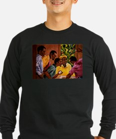 Jamaican Domino Players T