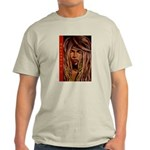 Selassie I Light T-Shirt