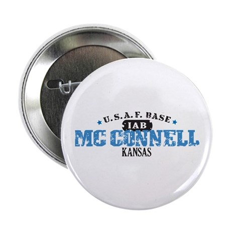 """McConnell Air Force Base 2.25"""" Button"""