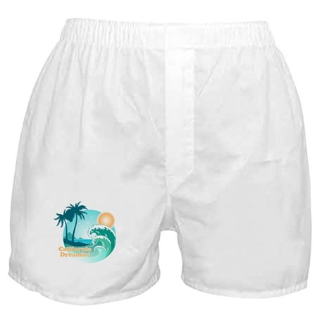 California Dreamin' Boxer Shorts