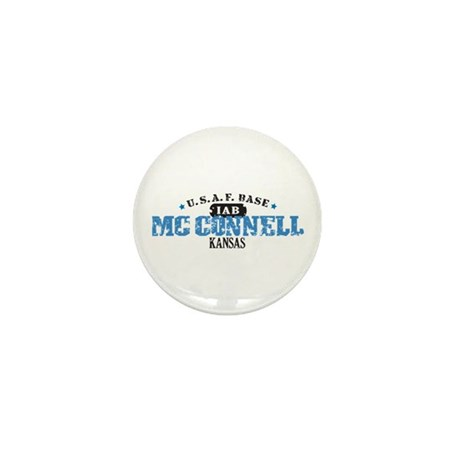 McConnell Air Force Base Mini Button (100 pack)