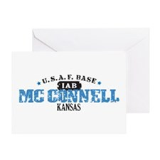 McConnell Air Force Base Greeting Card