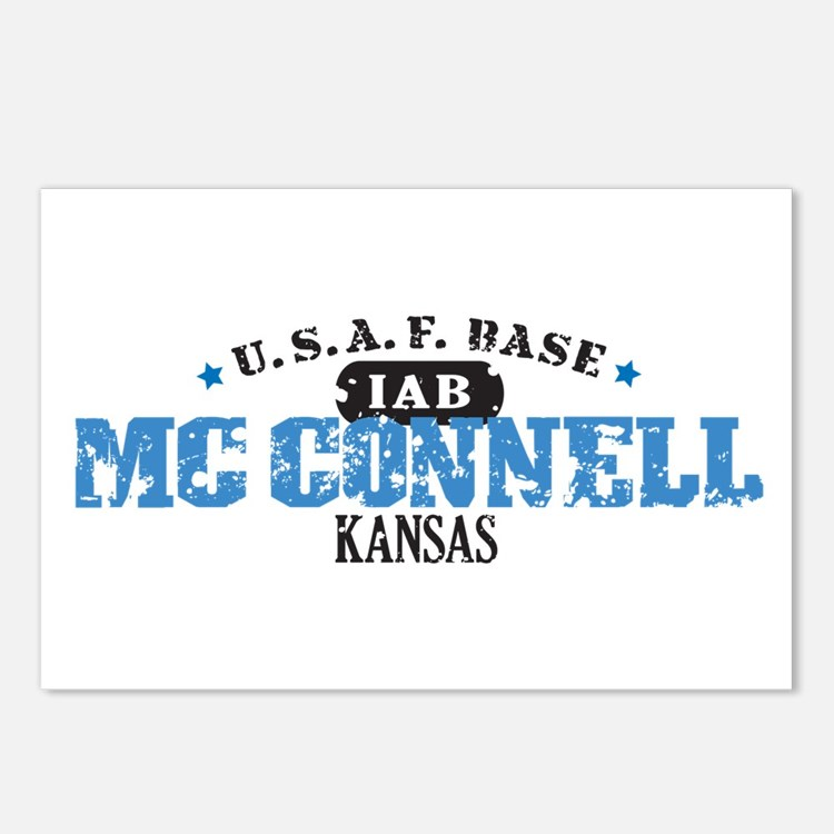 McConnell Air Force Base Postcards (Package of 8)