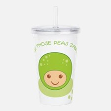 Cute Ramadan Acrylic Double-wall Tumbler