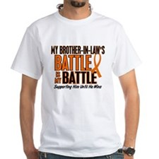 My Battle Too (Brother-In-Law) Orange Shirt