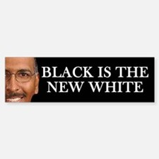 Michael S. Steele (Black is the New White Bumper)