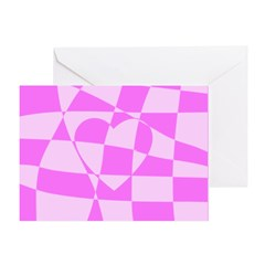 Heart Doodle Greeting Card