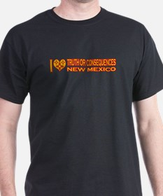 I Love Truth or Consequences, NM T-Shirt