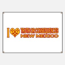 I Love Truth or Consequences, NM Banner