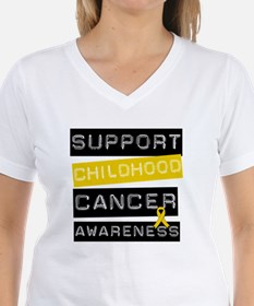 Childhood Cancer Support Shirt