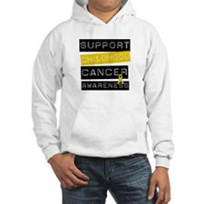 Childhood Cancer Support Hoodie