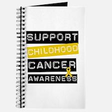 Childhood Cancer Support Journal