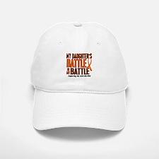 My Battle Too (Daughter) Orange Hat