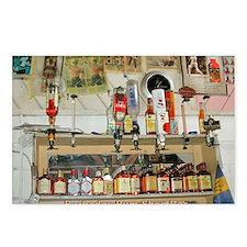 Barbados Rum Shop Postcards (Package of 8)