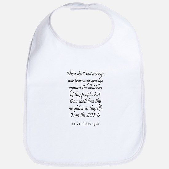 LEVITICUS  19:18 Bib