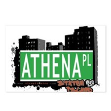 ATHENA PLACE, STATEN ISLAND, NYC Postcards (Packag
