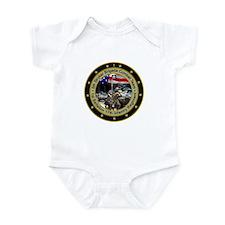 5th Stryker Brigade Infant Bodysuit