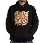 Made In The 80s Hoodie (dark)