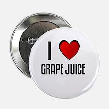 I LOVE GRAPE JUICE Button