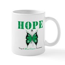 HopeButterfly LiverCancer Mug