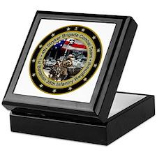 4th Stryker Brigade Keepsake Box