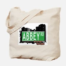 ABBEY ROAD, STATEN ISLAND, NYC Tote Bag