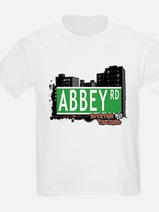 ABBEY ROAD, STATEN ISLAND, NYC T-Shirt