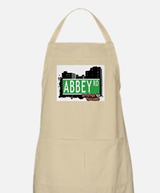 ABBEY ROAD, STATEN ISLAND, NYC BBQ Apron