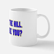 I'm Over the Hill Mug